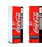 Oedim Stickers Autocollants Frigo Distributeur Automatique de cola Mesure 185 x 60...