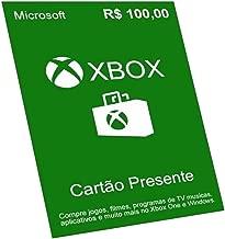 Cartão Xbox Live R$ 100 Reais - Gift Card