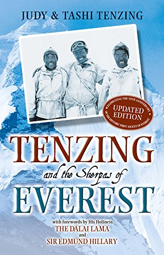 Tenzing and the Sherpas of Everest (English Edition)