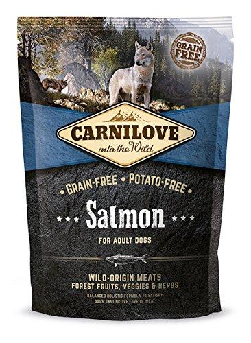 1,5 KG Carnilove salmon adult hondenvoer