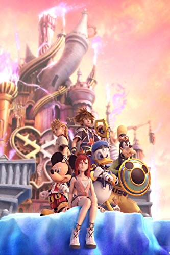 Poster Kingdom Hearts Game (13 x 19)