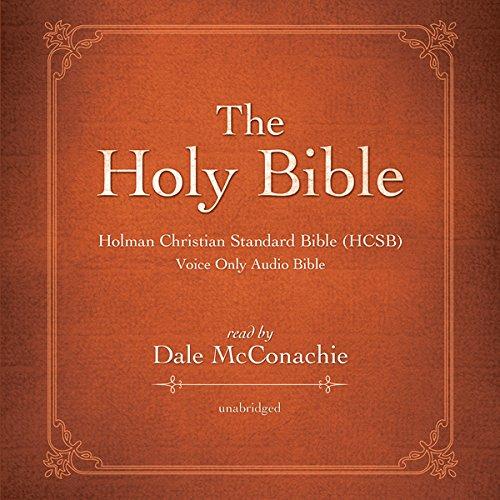 The Holy Bible: Holman Christian Standard Bible (HCSB) cover art