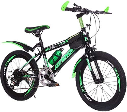 Wyyggnb Mountain Bike, Adult Mountain Bike, Mountain Trail Bike High Carbon Steel Outroad Bicycles Dual Suspension Mountain Bikes Comfort & Cruiser Bikes Variable Speed Mountain Bike