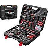 Best Home Tool Sets - 198-Piece Household Tool Set,EXCITED WORK General Home/Auto Repair Review