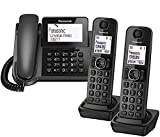 Panasonic KX-TGF323E Corded and Cordless Nuisance Call Blocking Answerphone