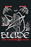 Marvel Blade The Vampire Hunter 90S Comics: Notebook Planner -6x9 inch Daily Planner Journal, To Do List Notebook, Daily Organizer, 114 Pages