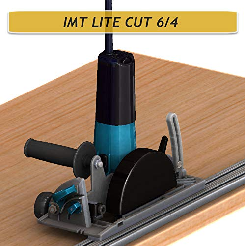 IMT LITE CUT 6/4 IP581W TRACK SAW (With 16 Ft Rails)
