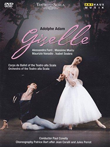 Adolphe Adam: Giselle (Teatro alla Scala 1996) [Alemania] [DVD]
