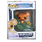 Funko Pop Movies : Cinderella - Gus Gus in Slipper#139 3.75inch Vinyl Gift for Anime Fans SuperCollection