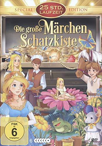 Die große Märchen Schatzkiste [6 DVDs]