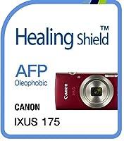 Healingshield スキンシール液晶保護フィルム Oleophobic AFP Clear Film for Canon Camera IXUS 175 [2pcs]