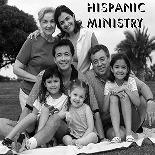 Hispanic Ministry audiobook cover art