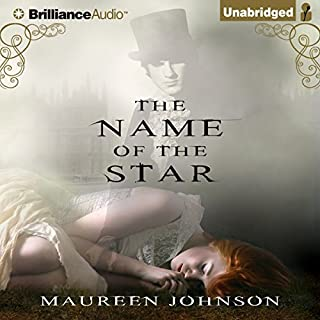 The Name of the Star audiobook cover art