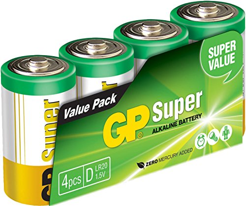 GP Battery 03013AS4