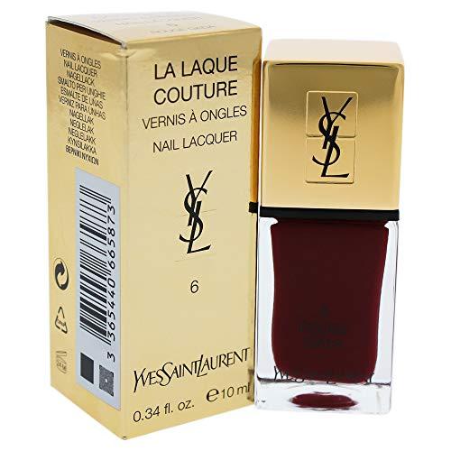Yves Saint Laurent La Laque Couture Nail Lacquer Rouge Dada