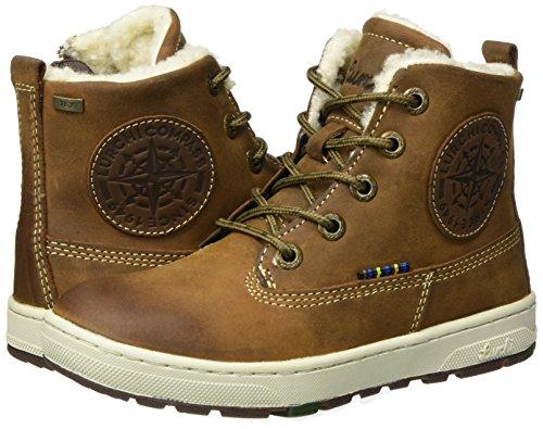 Lurchi Jungen Doug-TEX Combat Boots, Braun - 7