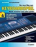 Der neue Weg zum Keyboardspiel, 6 Bde., Bd.4 - Axel Benthien