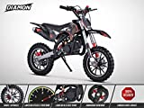 Pocket Cross RX 49 - Mini Moto Enfant 50cc - DIAMON - Limited Edition 2020 - Rouge