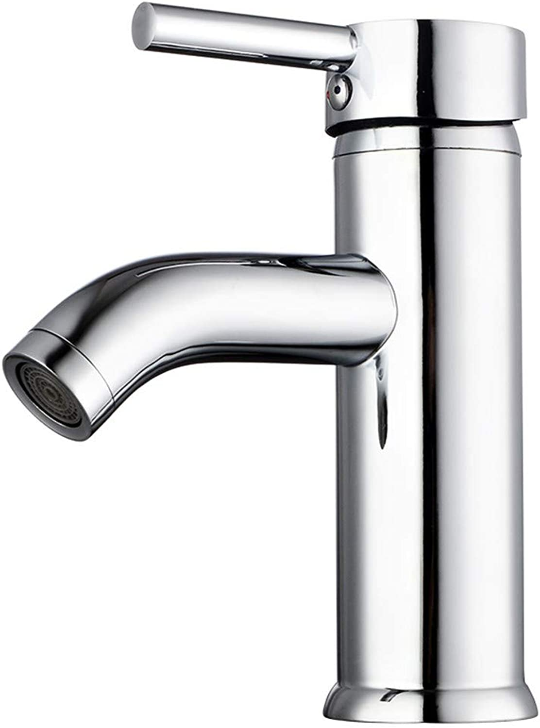Faucet Copper Main Body hot and Cold Basin Faucet Single Hole washbasin Faucet