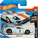 FM Cars Hot-Wheels Ford Gt-40 HW Race Day 8/10 2020 35/250