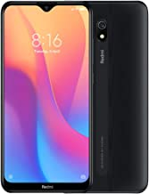 "$112 » Xiaomi Redmi 8A (32GB, 2GB RAM) 6.22"" HD Display, Snapdragon 439, 5000mAh Battery, Dual SIM GSM Unlocked - US & Global 4G LTE International Version (Midnight Black, 32 GB)"