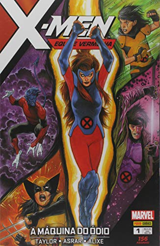 X- Men / Vermelha - Volume 1