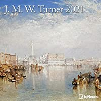 William Turner 2021 - Broschuerenkalender