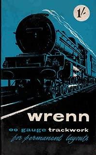 Wrenn 00 Gauge Trackwork for Permanent Layouts