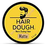 Hair Dough Styling Clay For Men, Matte Finish Molding Hair Wax Paste Quiff, Strong Hold Without The...