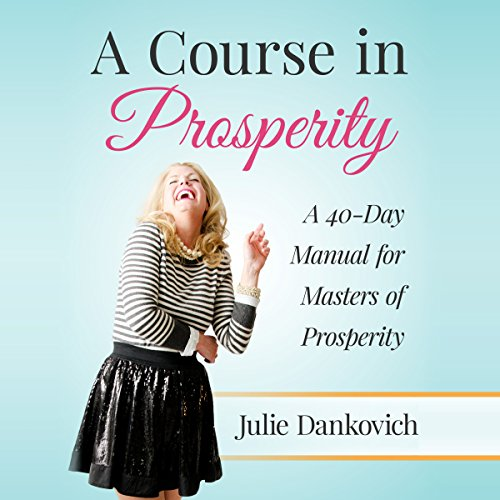 A Course in Prosperity audiobook cover art