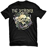 Pig Destroyer Phantom Limb T-Shirt New! Relapse Records TS2961