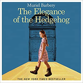 The Elegance of the Hedgehog audiobook cover art