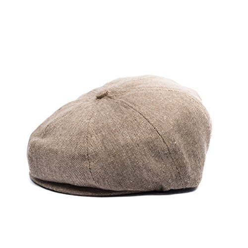 Tweed Golf Cap Hat