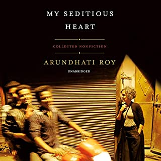 My Seditious Heart audiobook cover art