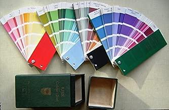 RHS colour chart