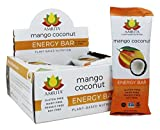 HEALTHY FOOD FOR YOUR CRAVINGS - Amrita plant based energy bars are the perfect choice for you or your Kids if want an alternative organic healthy choice to fulfill food cravings whether you are working late night or feeling low after a hard day at w...