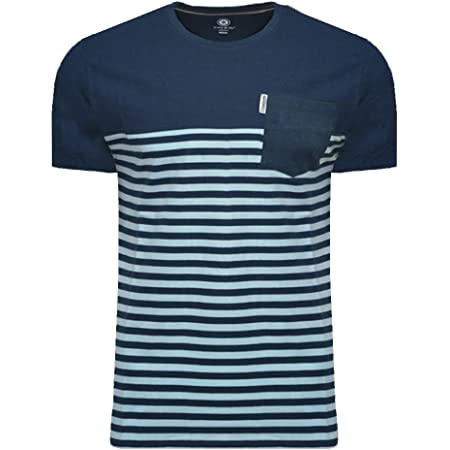 Lambretta Mens T-Shirt Crew Neck Short Sleeve Casual Summer Tee Tops