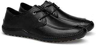 [KYUNEKY12] ローファー メンズ靴 スリッポん 甲ストラップ 就職活動 高級感 ドレスシューズ シンプル パーティー オフィス 散歩 通学 通勤 入学式 卒業式 ブラック 24.0cm 大きいサイズ 27.0 26.5 紳士靴 抗菌