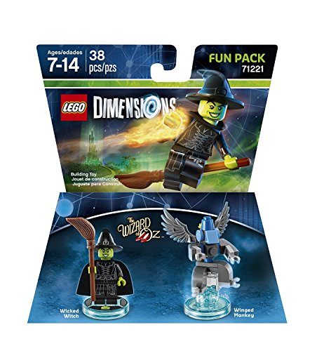Wizard of Oz Wicked Witch Fun Pack - LEGO Dimensions by Warner Home Video - Games