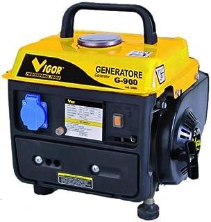 comprar comparacion Vigor G-900 2T Generatore in Alluminio, 650 W