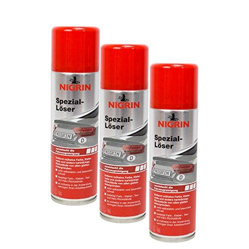 Nigrin 3X 72280 Spezial-Löser 300 ml