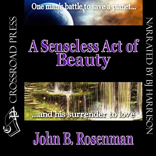 A Senseless Act of Beauty audiobook cover art