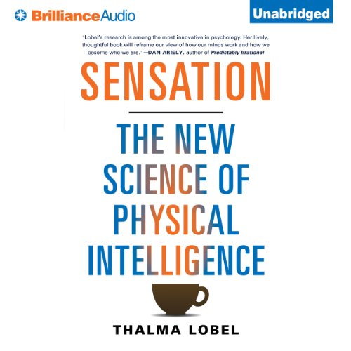 Sensation audiobook cover art