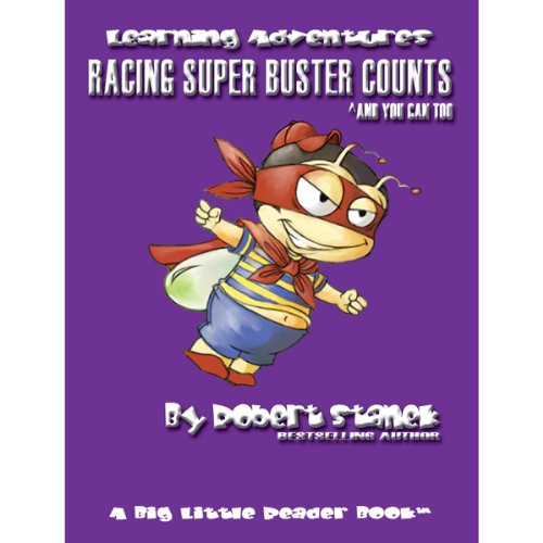 Racing Super Buster Counts (And You Can Too) cover art