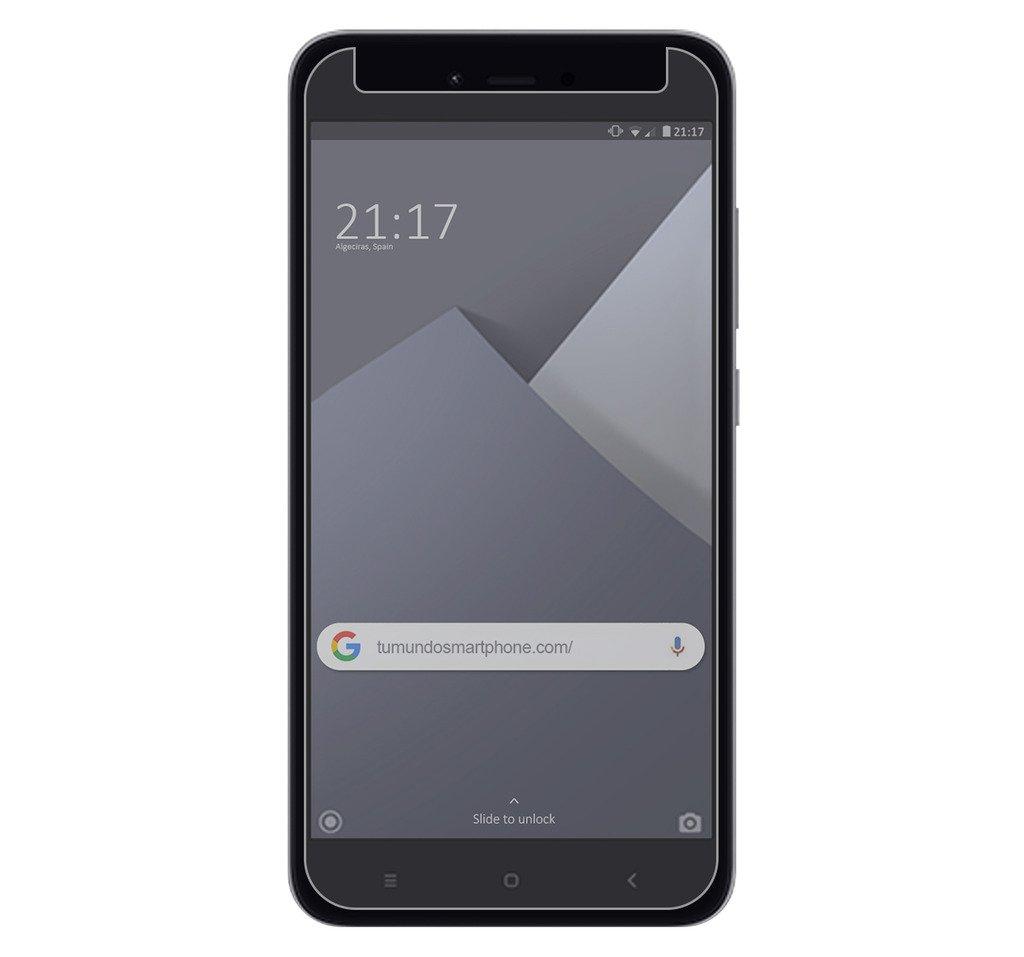Tumundosmartphone Protector Cristal Templado para XIAOMI REDMI ...