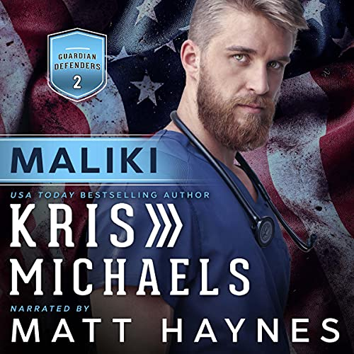 Maliki Audiobook By Kris Michaels cover art