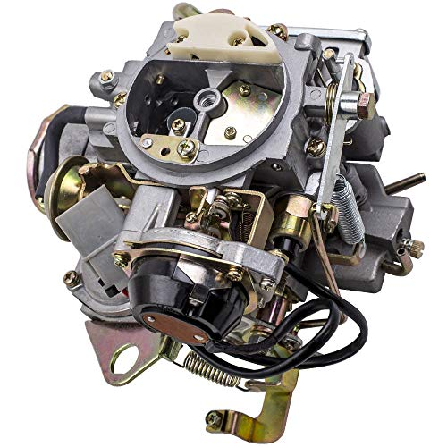 LZZJ Auto Car Carburetor Carb for Nissan 720 Pickup 2.4L Z24 Engine 1983-1986 16010-21G61 1601021G61