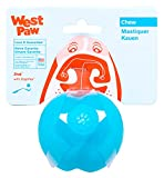 West Paw Zogoflex Jive Ball Dog Chew Toy – Bouncing Toys for Dogs,...