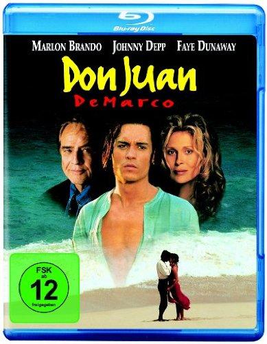 Don Juan de Marco [Blu-ray]