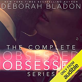 The Complete Obsessed Series audiobook cover art
